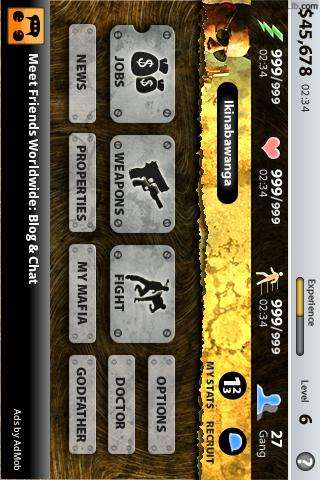 Gang Wars Lite android