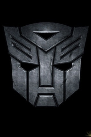 Transformers Logo Iphone Wallpaper