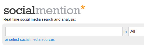 Real-Time-Search---Social-Mention