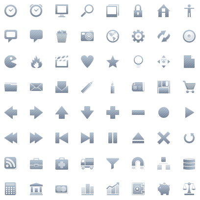 64 free tab bar icons