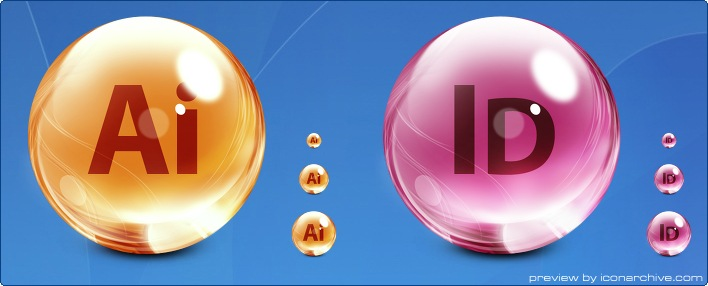 Adobe CS5 Icons by ArtDesigner.lv