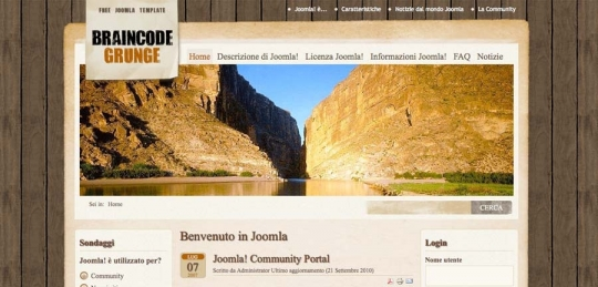 9 new joomla 6 templates of 2011 - enfew, Powerpoint templates