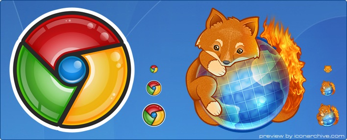 Browser Icons by Royalflushxx