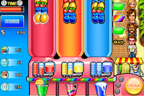 Fruit Juice Tycoon By Minoraxis, Inc