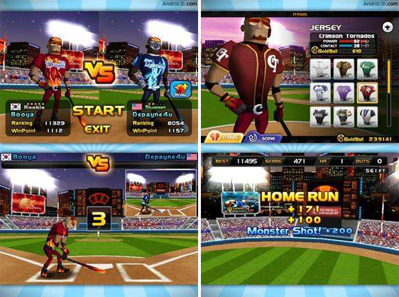 HOMERUN-BATTLE-3D-FREE-android