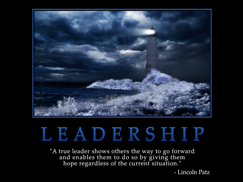 LEADERSHIP Lincoln Patz
