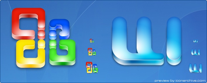 Microsoft Office Icons by Nelson