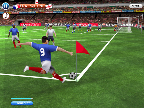 Real Soccer 2010 HD By Gameloft