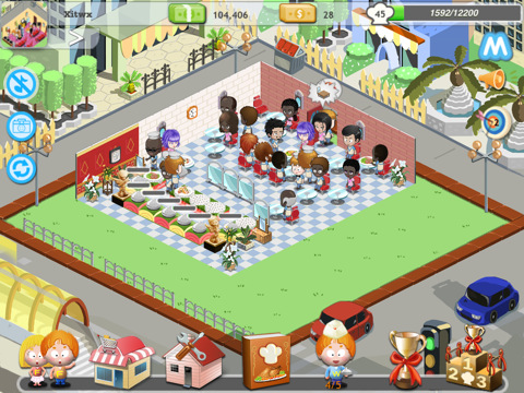 How To Make Food Resturant Tycoon