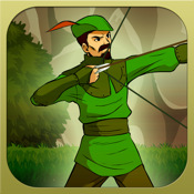 Robin Hood - Archer of the Woods By Clickgamer.com