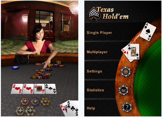 Texas Hold'em By Apple Inc