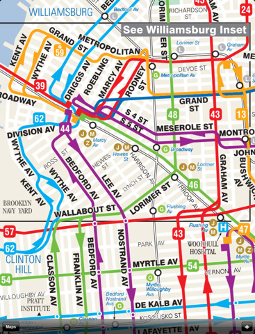 Transit Maps By Felt Tip Inc map app ipad enfew