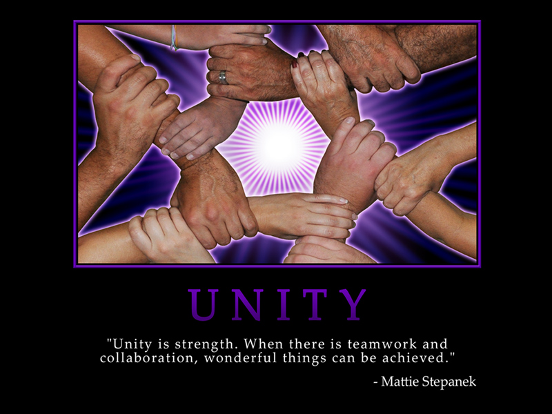 UNITY Mattie Stepanek