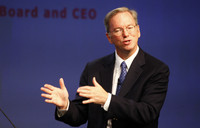 eric schmidt photo google ceo