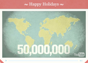 google-2011-charity-happy holidays 50000000 dollars