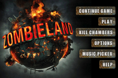 iZombieland By Sony Pictures Television