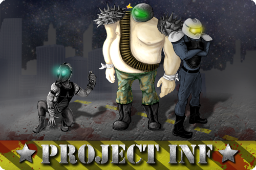 project inf screenshot gmaes