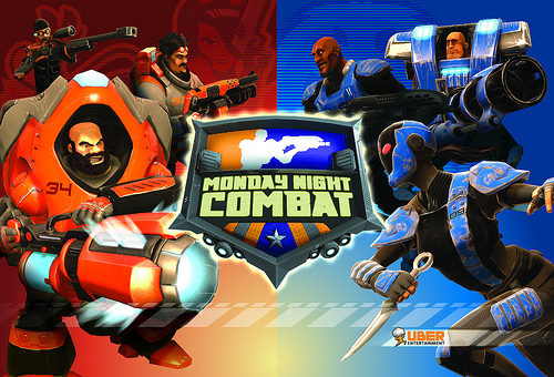 Monday Night Combat PC Xbox Game Review