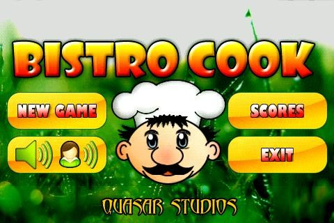 Bistro Cook - For PC (Windows 7 8 10 XP) Free Download