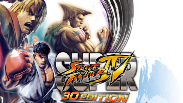 Super Street Fighter IV 3D Edition Nintendo 3DS Reviews and Video