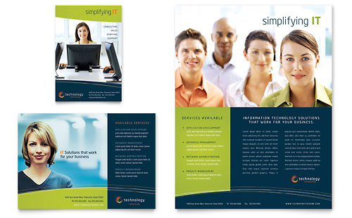 Creative Coreldraw Brochure Template Downloads Enfew - Campaign brochure template