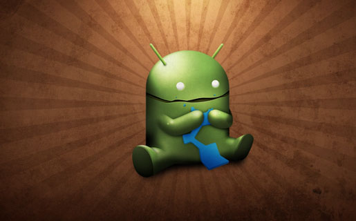 10. Android HDTV & Widescreen Wallpaper by ~clondike7