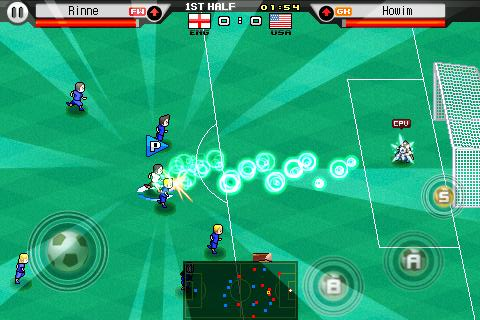 Soccer Superstars by GAMEVIL Inc