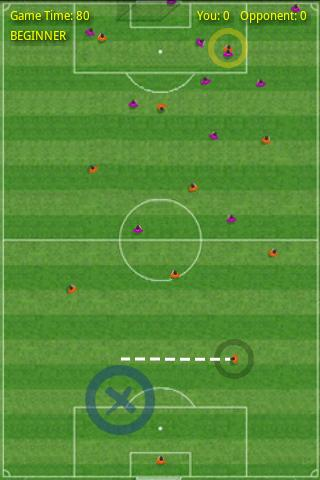 iA Football (Soccer Game) by Workpail