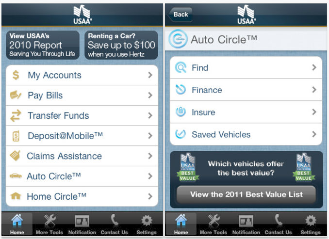 USAA Mobile By USAA